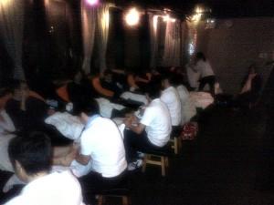 Foot Massage at Happy Foot in Hong Kong