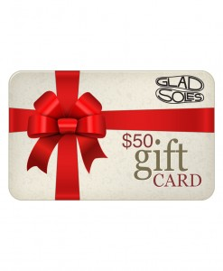 50GladSolesgiftcard